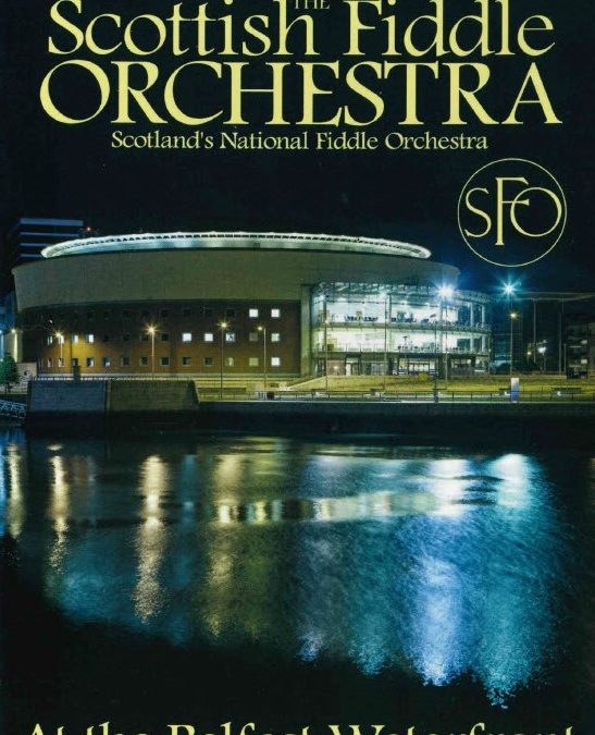 At the Belfast Waterfront DVD