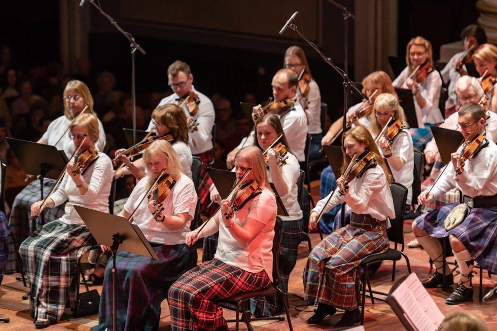 First Fiddles