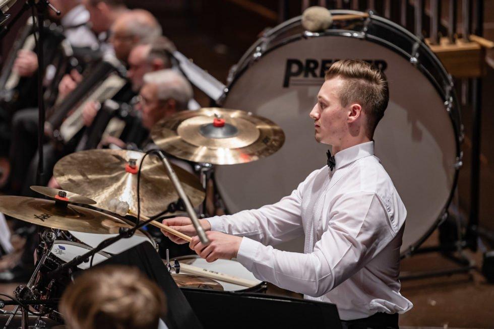 The SFO Percussion Section