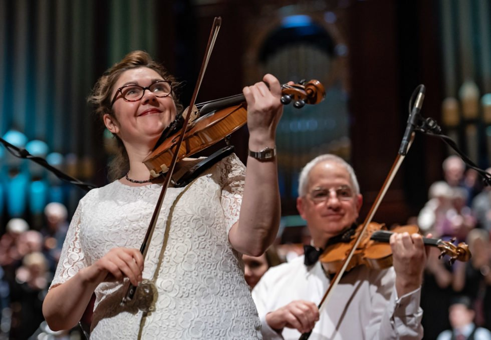 Scottish Fiddle Orchestra 2nd Fiddles