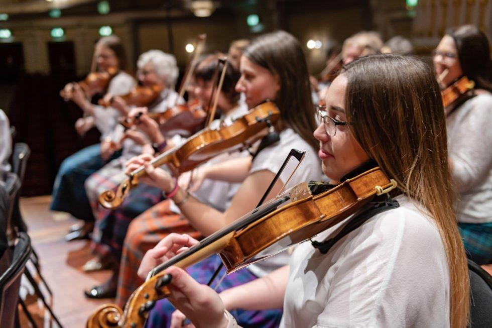 1st Fiddles
