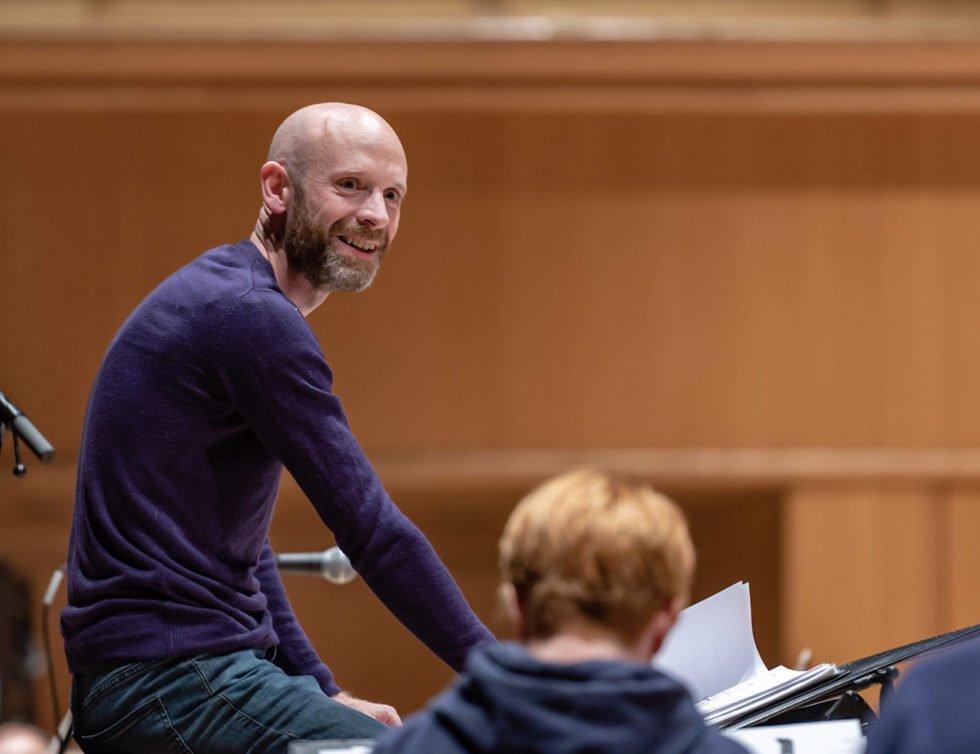 Blair Parham, Conductor