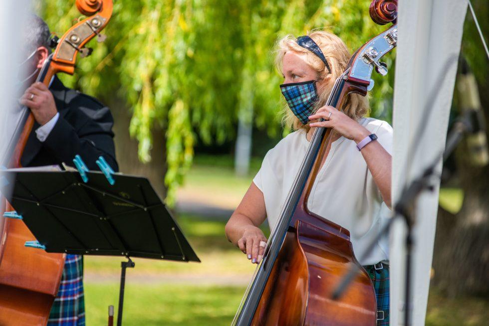 Kirsty, Principal Double Bass